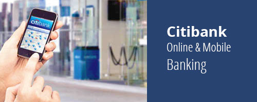 Citibank Online and Mobile Banking Services in Hong Kong