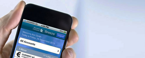 Standard Chartered Online & Mobile Banking Services in Hong Kong